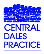 Logo of the Central Dales Practice
